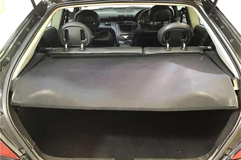 Mercedes Benz C Class C230 V6 Sports Coupé Evolution 7G Tronic 2007