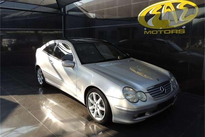 Mercedes Benz C Class C230K Auto 2002