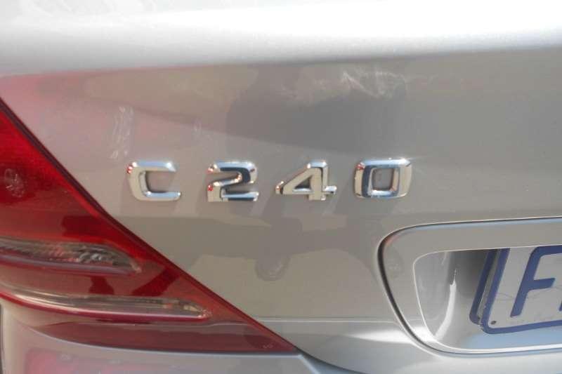 2000 Mercedes Benz C-Class
