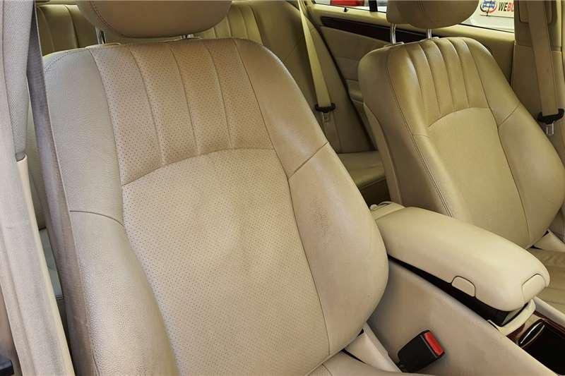 Used 2006 Mercedes Benz C Class C240 Elegance