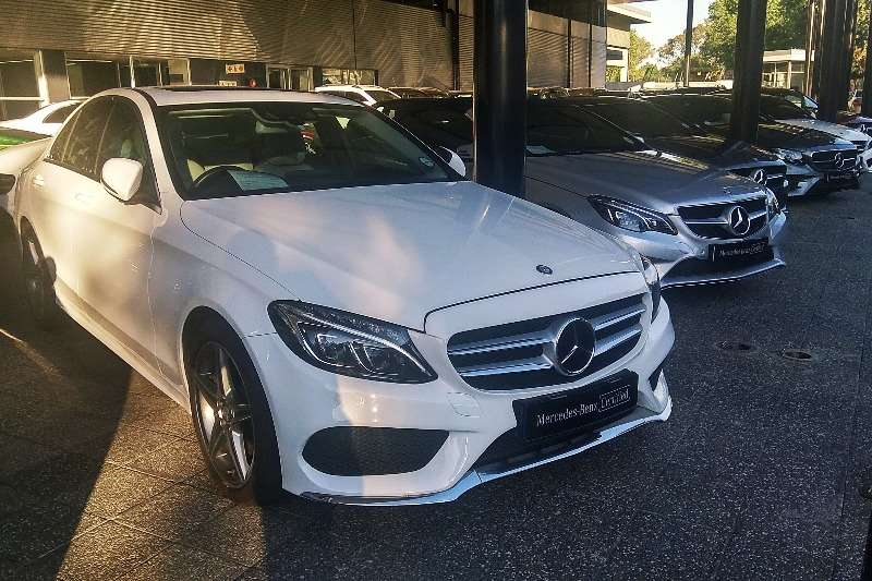 Mercedes Benz C Class C250 2014