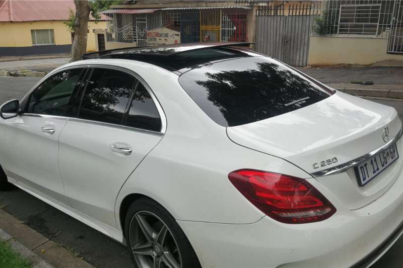 Used 2015 Mercedes Benz C Class