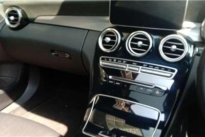 Mercedes Benz C-Class C250 AMG 2018