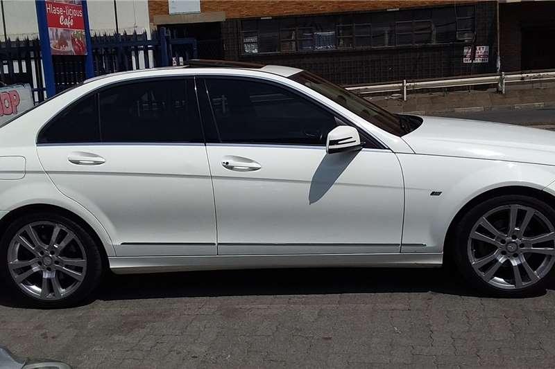 Mercedes Benz C Class C250 AMG Line 2012