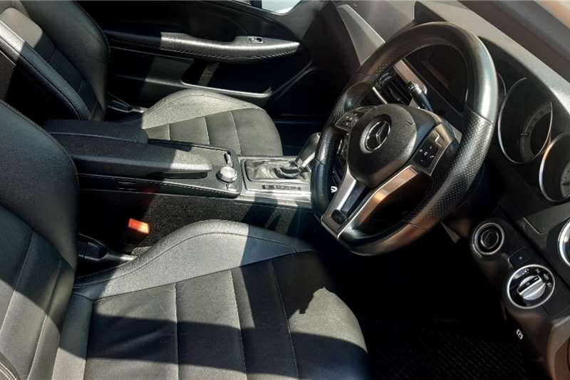 Used 2012 Mercedes Benz C Class C250 AMG Line