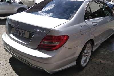 Mercedes Benz C Class C250 AMG Line 2013