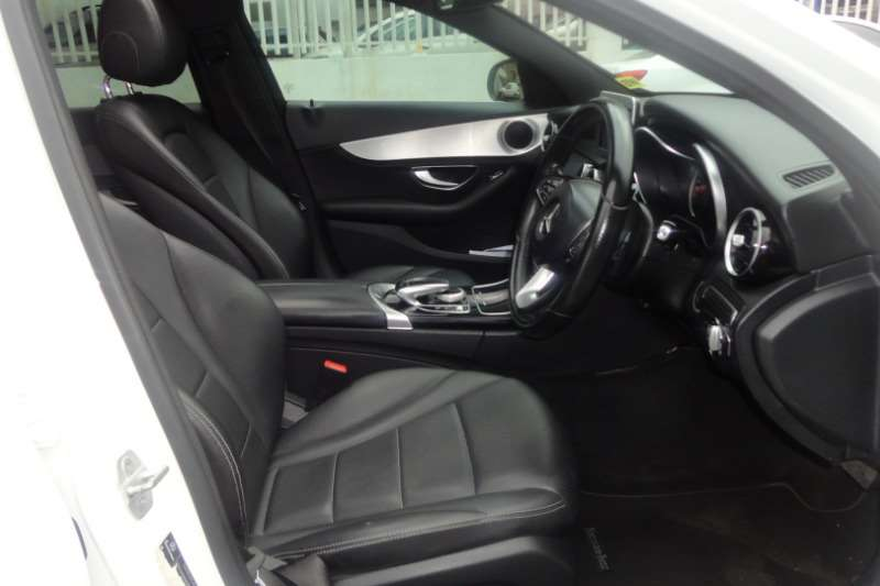 Used 2014 Mercedes Benz C Class C250 AMG Line