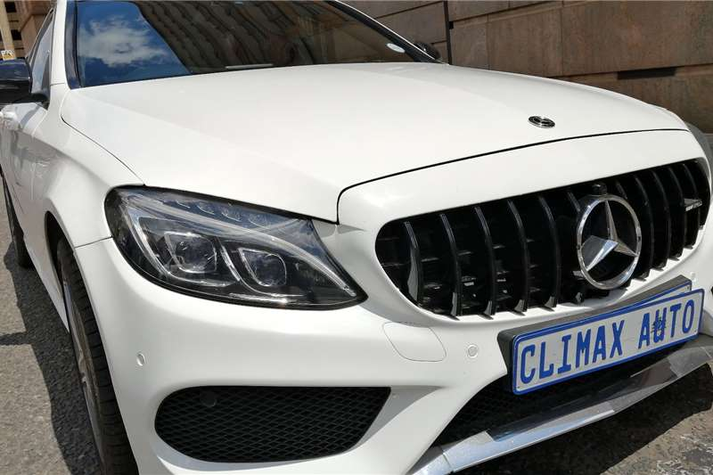 Mercedes Benz C Class C250 AMG Line 2015