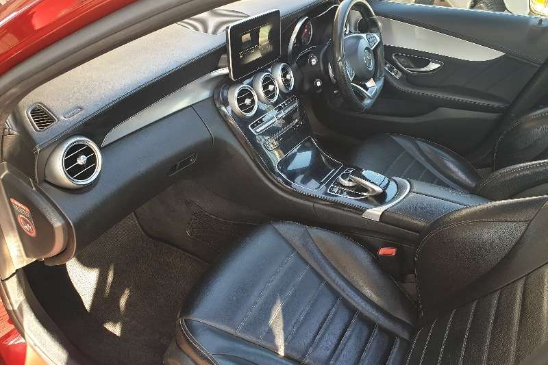Used 2015 Mercedes Benz C Class C250 AMG Line
