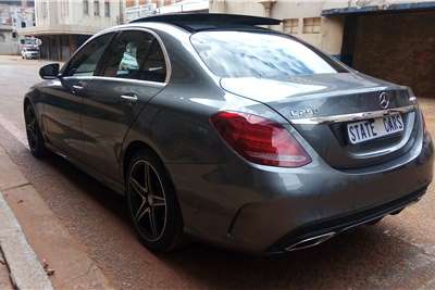 Used 2016 Mercedes Benz C Class C250 AMG Line