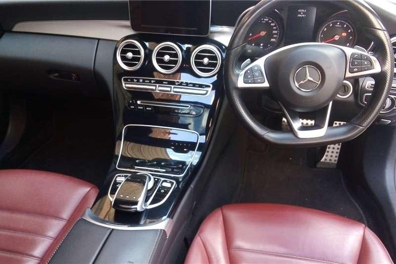 2017 Mercedes Benz C Class C250 AMG Line