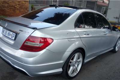 Used 2012 Mercedes Benz C Class C250 AMG Sports
