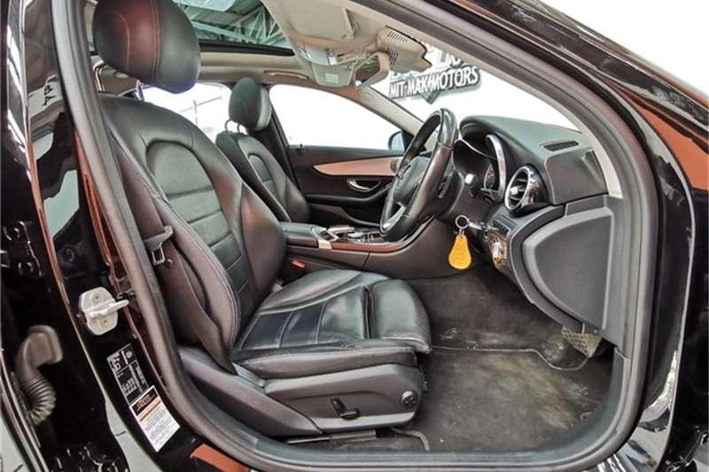 Mercedes Benz C Class C250 AMG Sports 2015