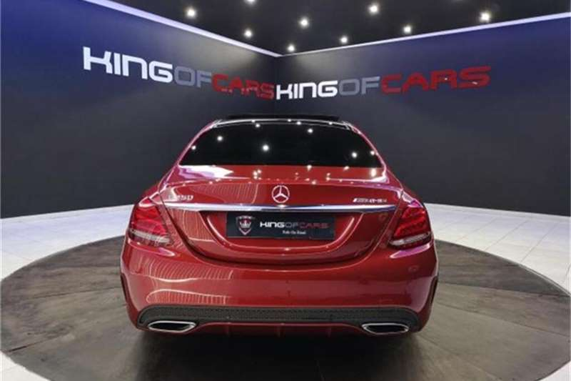 Mercedes Benz C Class C250 AMG Sports 2016