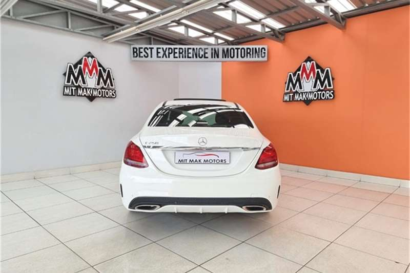 Used 2016 Mercedes Benz C Class C250 AMG Sports