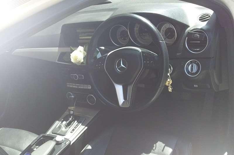 Used 2012 Mercedes Benz C Class C250 Avantgarde