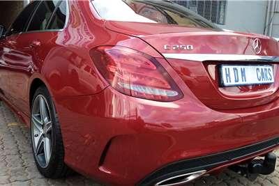 Used 2014 Mercedes Benz C Class C250 Avantgarde
