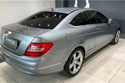 Mercedes Benz C-Class C250 BE Coupe Auto 2014