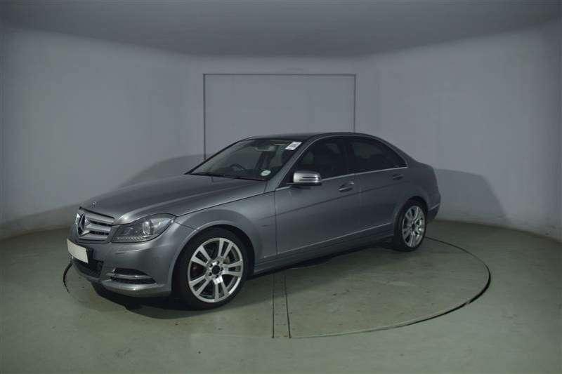 Mercedes Benz C Class C250 BE ELAGANCE A/T 2012