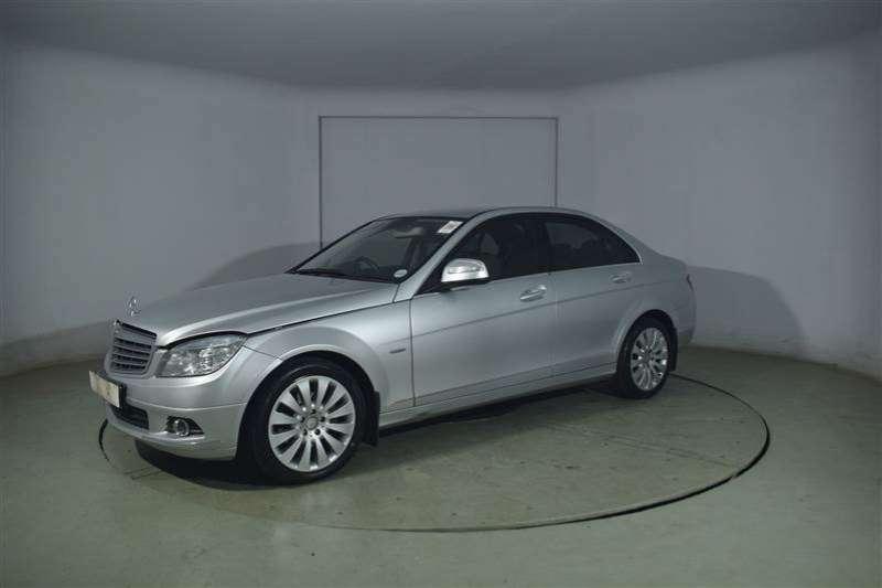 Mercedes Benz C Class C250 BE ELEGANCE A/T 2012