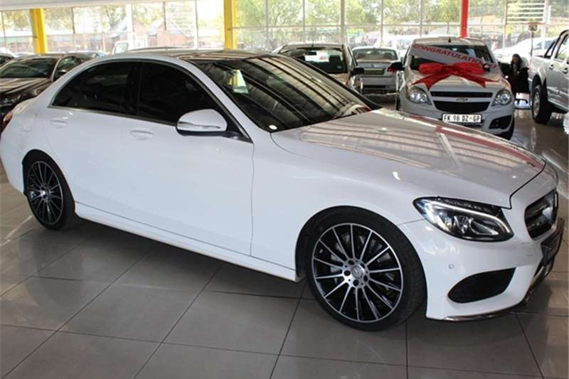 Mercedes Benz C Class C250 BlueTec AMG Sports 2015