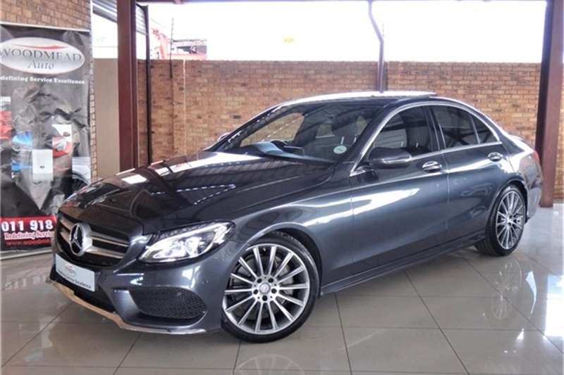 Mercedes Benz C Class C250 BlueTec AMG Sports 2016