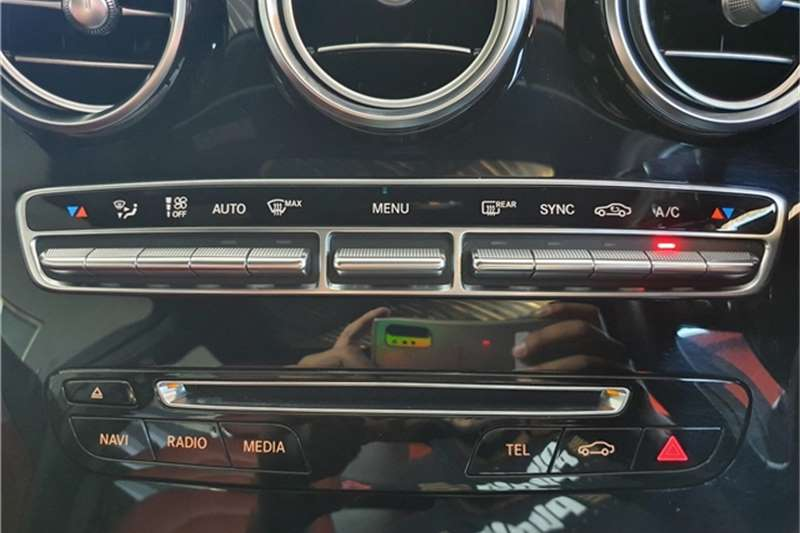 Mercedes Benz C Class C250 BlueTec AMG Sports 2016