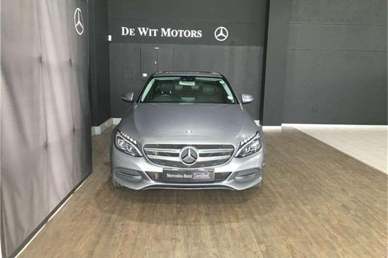 Mercedes Benz C Class C250 BlueTec Avantgarde 2015