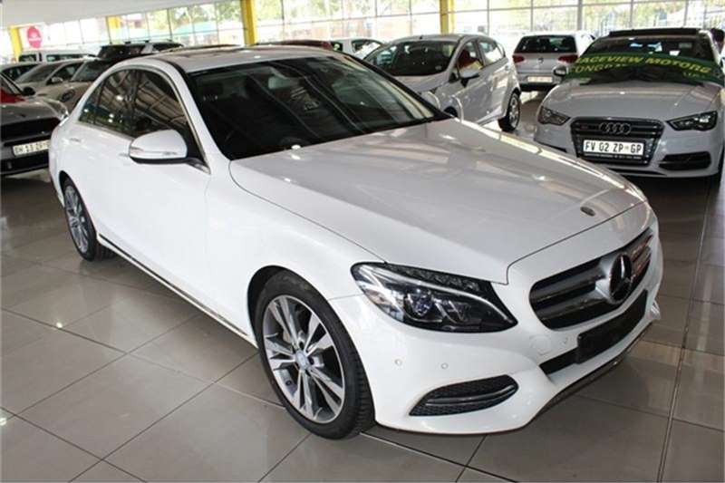 Mercedes Benz C Class C250 BlueTec Avantgarde 2015