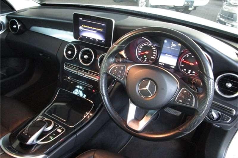 Used 2015 Mercedes Benz C Class C250 BlueTec Avantgarde
