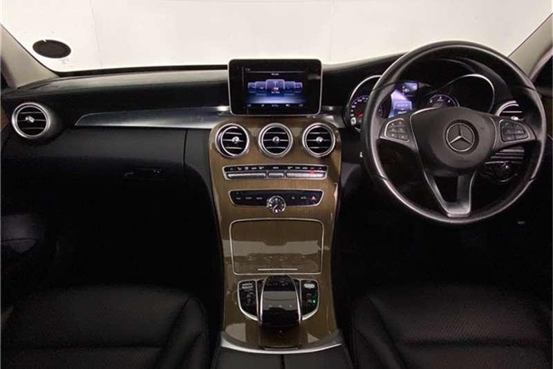 2015 Mercedes Benz C Class C250 BlueTec Avantgarde