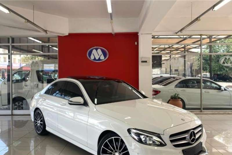 Mercedes Benz C Class C250 BlueTec Avantgarde 2016
