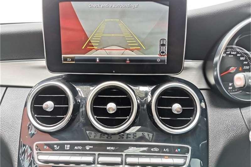 Mercedes Benz C Class C250 BlueTec Avantgarde 2016