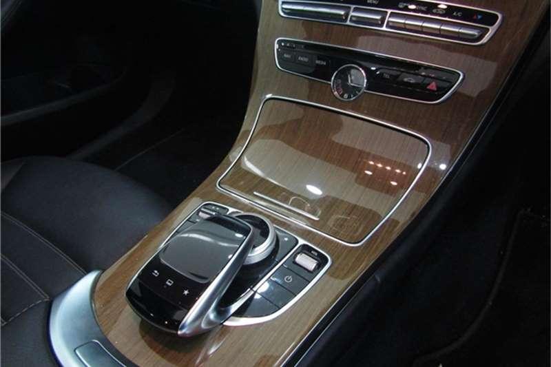 2016 Mercedes Benz C Class C250 BlueTec Avantgarde