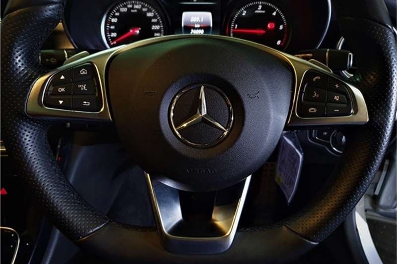 Used 2016 Mercedes Benz C Class C250 BlueTec Avantgarde