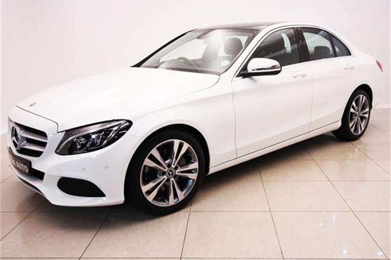 Mercedes Benz C Class C250 BlueTec Avantgarde 2017
