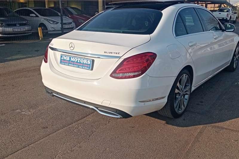 Used 2014 Mercedes Benz C Class C250 BlueTec estate Avantgarde