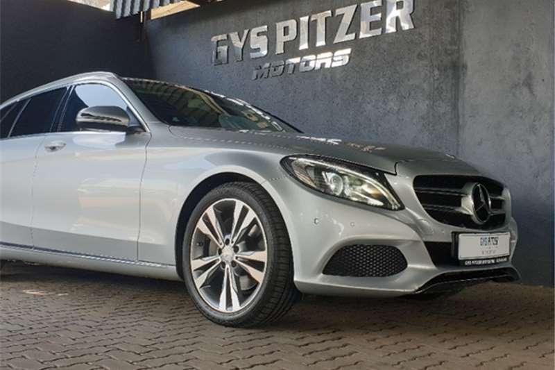 Mercedes Benz C Class C250 BlueTec estate Avantgarde 2016