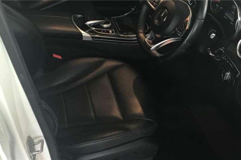 Mercedes Benz C Class C250 BlueTec Exclusive 2015