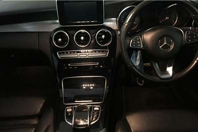 Used 2015 Mercedes Benz C Class C250 BlueTec Exclusive
