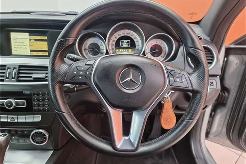 Used 2011 Mercedes Benz C Class C250 coupé