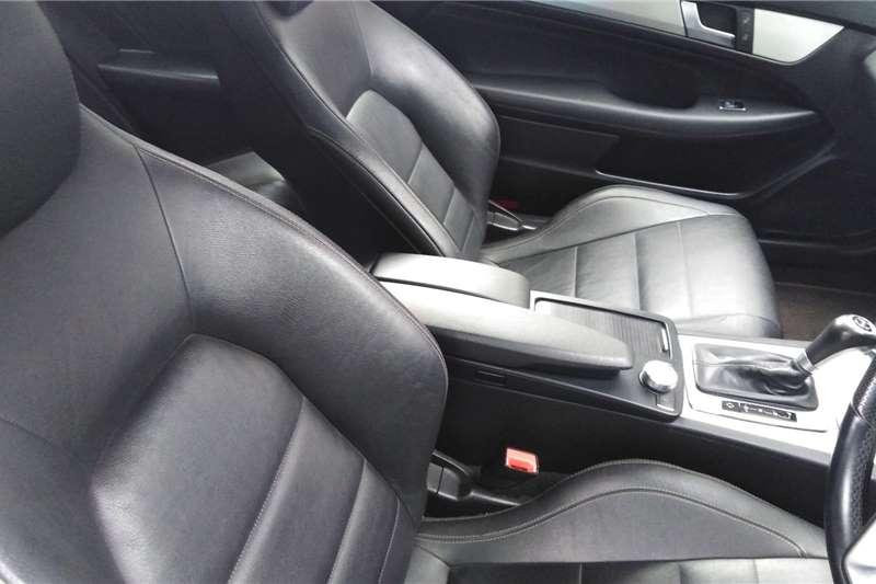 Mercedes Benz C Class C250 coupe 2012