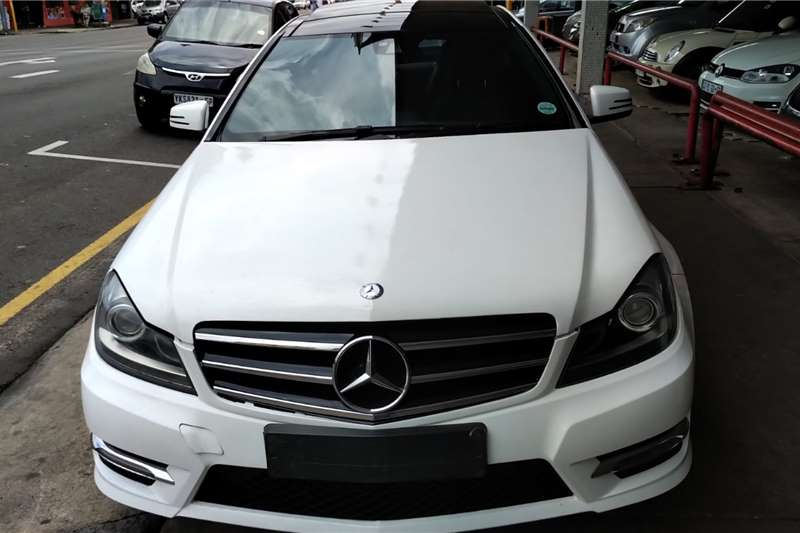 Mercedes Benz C Class C250 coupe AMG Sports 2014