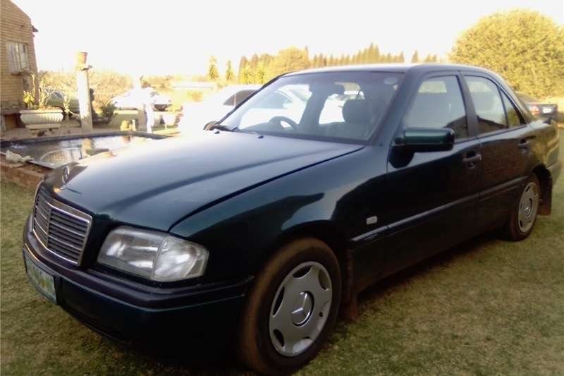 Mercedes Benz C-Class C250 Edition C 1996