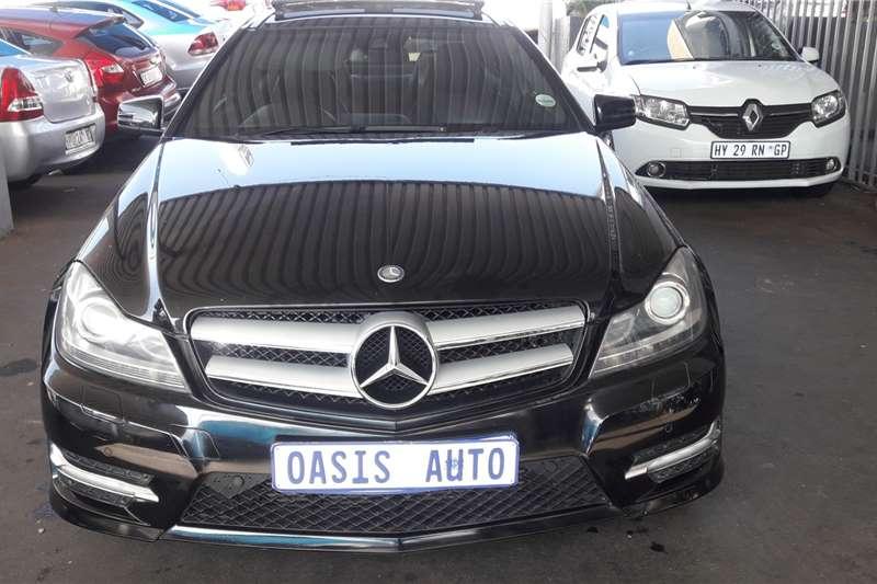 Mercedes Benz C-Class C250 Edition C 2012