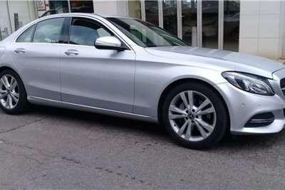 Used 2014 Mercedes Benz C-Class C250 Edition C