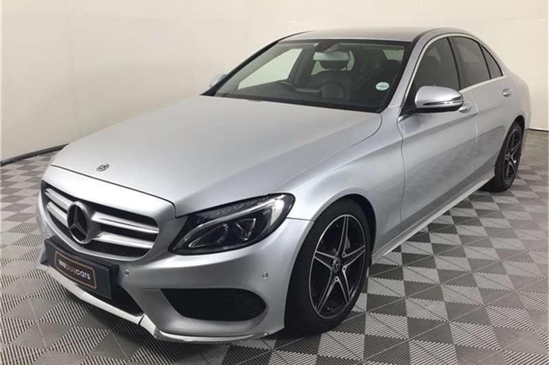 Mercedes Benz C-Class C250 Edition C 2017