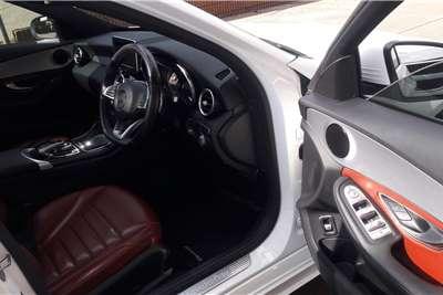 2017 Mercedes Benz C-Class C250 Edition C