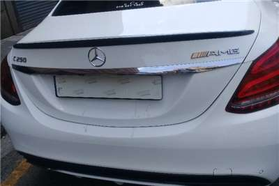 Mercedes Benz C Class C250 Elegance AMG Sports 2015