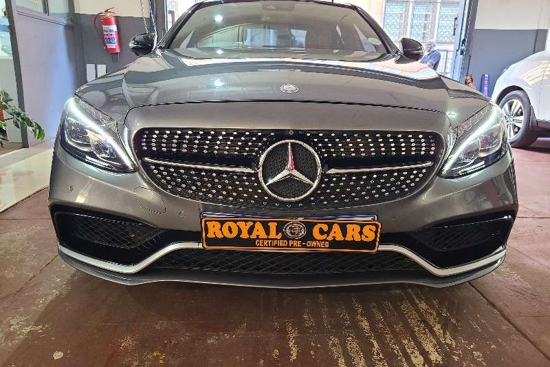2016 Mercedes Benz C Class C250 Elegance AMG Sports